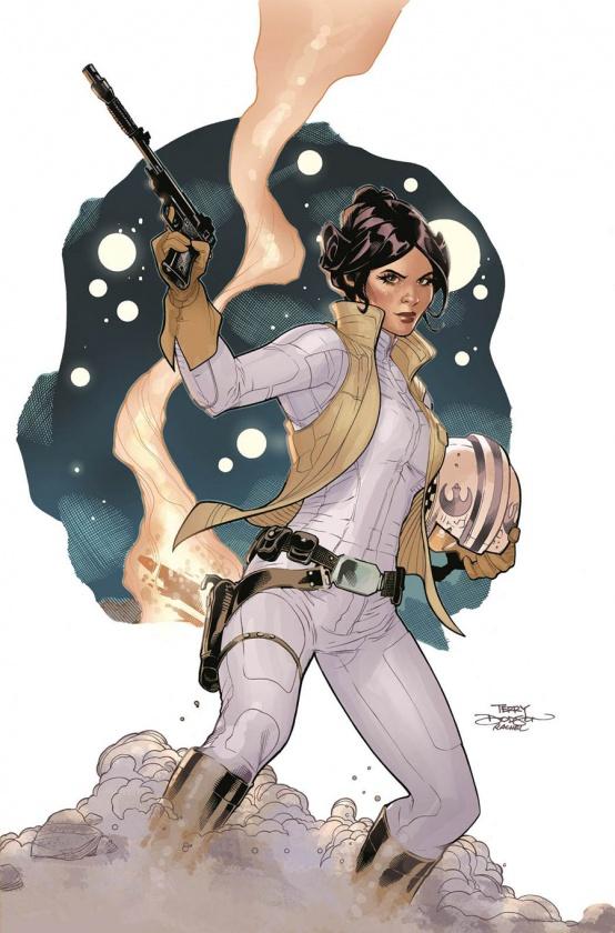 Star Wars Leia Dodson cov efaab