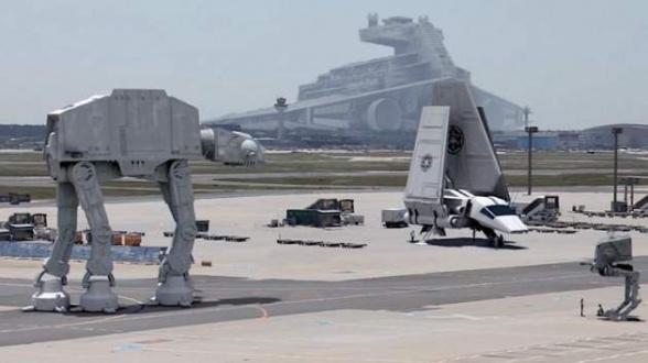 Star Wars VII Frankfurt