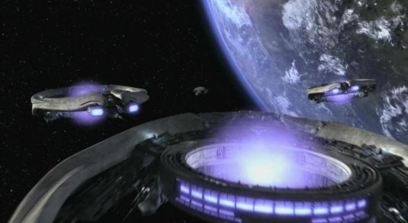 Stargate el arca de la verdad la casa de el