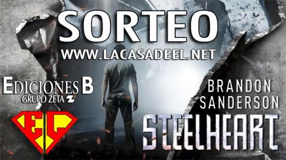Sorteo Steelheart