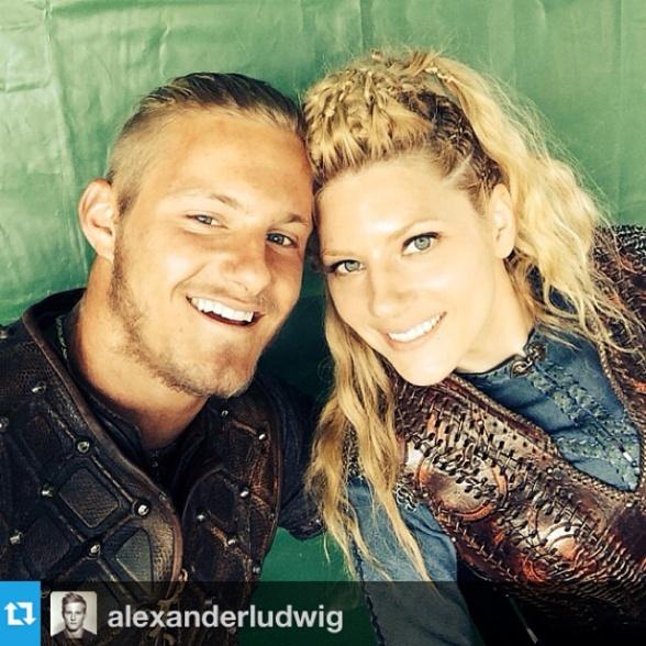 Vikingos Alexander Ludwig