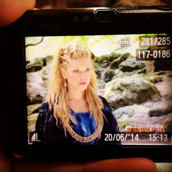 Vikingos Lagertha