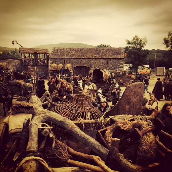 Vikingos localizacion
