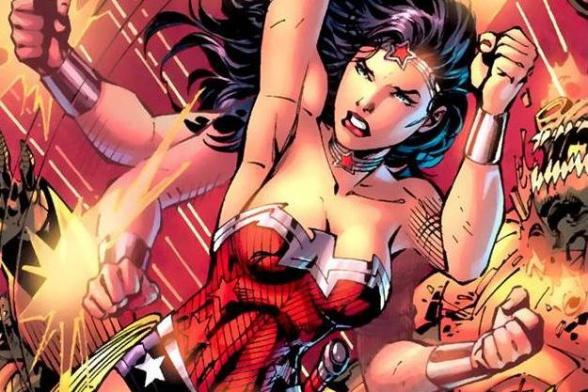 Wonder Woman nuevos 52