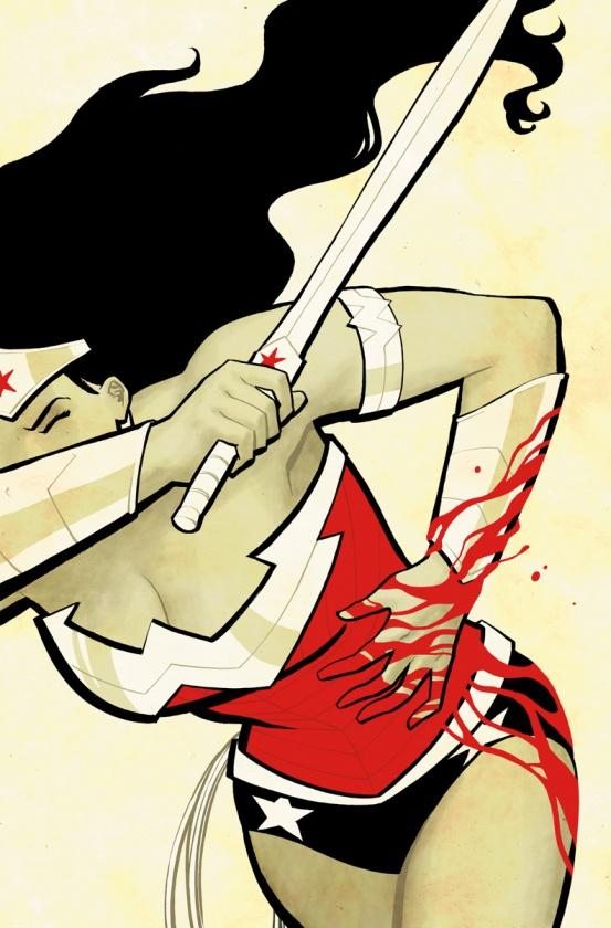 Wonder woman 33
