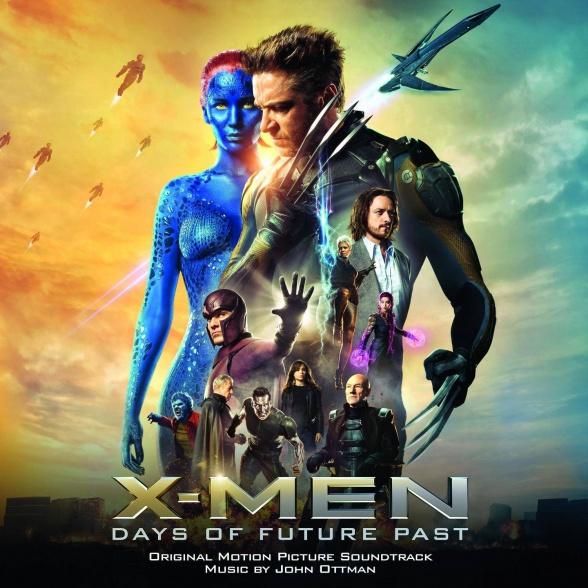X-Men Días de un Futuro Pasado Carátula