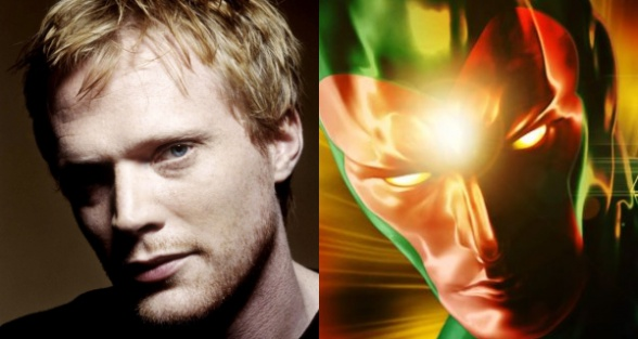 Paul Bettany - Vision