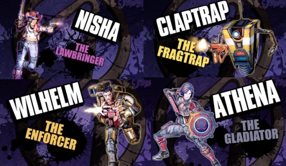 borderlands-the-pre-sequel-characters
