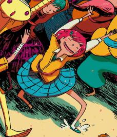 cartel XX salon manga cover