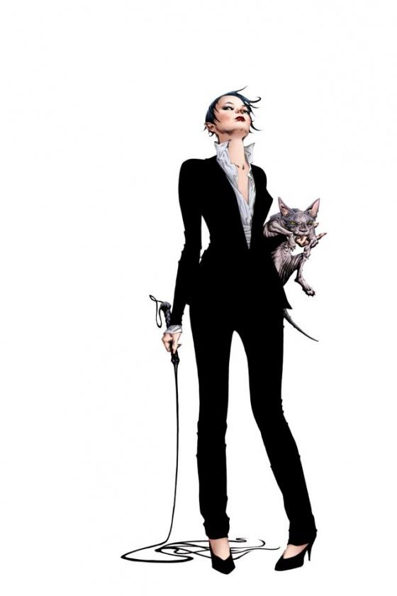 Catwoman de Genevieve Valentine y Garry Brown