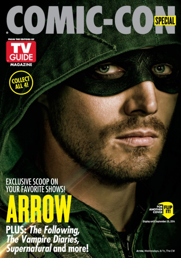 Stephen Amell - Arrow