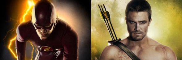 crossover the flash arrow