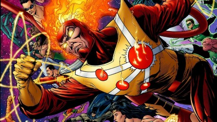 dc comics firestorm character justice league of america m454