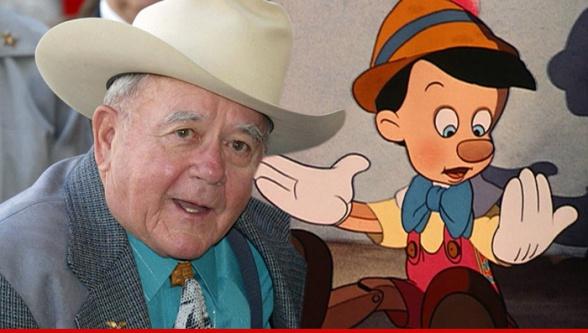 Dickie Jones Pinocho