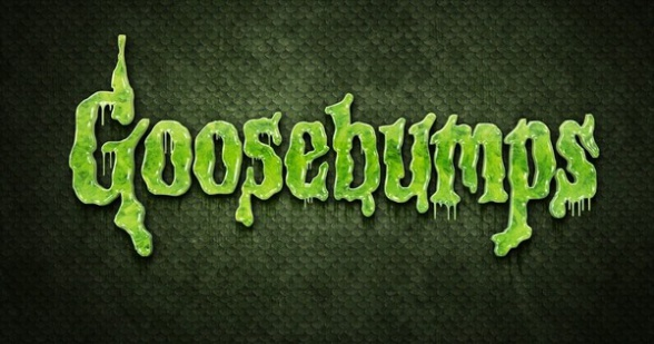 Goosebumps comic con 2014