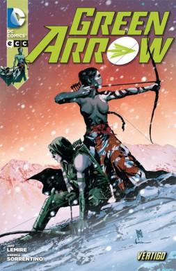 green-arrow-vertigo-ecc-ediciones-comic-critica-opinion-reseña-andrea-sorrentino-jeff-lemire-marcelo-maiolo