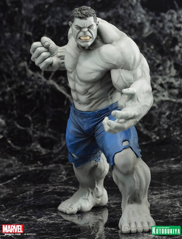 Marvel Comics Grey Hulk ARTFX+ Statue