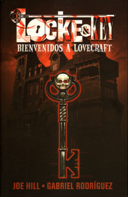 'Locke & Key', de Joe Hill y Gabriel Rodriguez