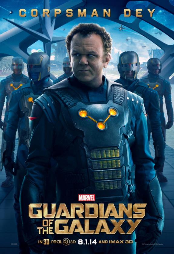 póster Rhoman Dey Guardianes de la
