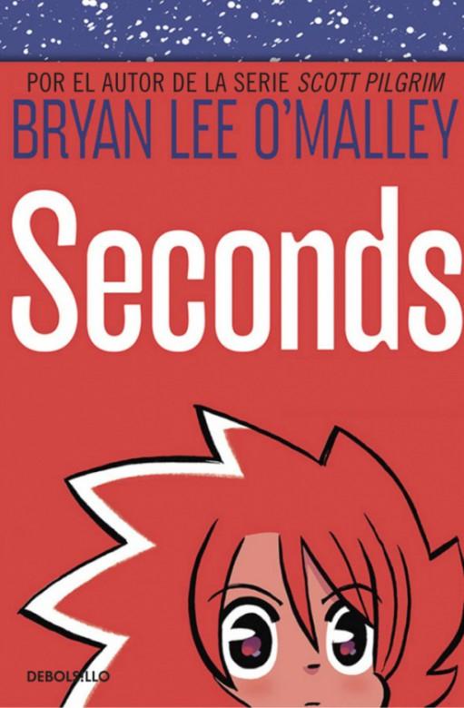 Portada de 'Seconds'