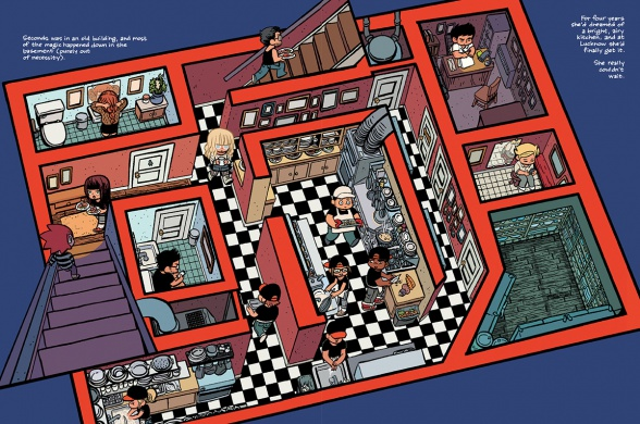 seconds debolsillo bryan lee o'malley