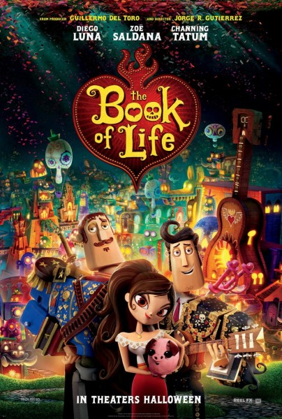the book of life póster 2