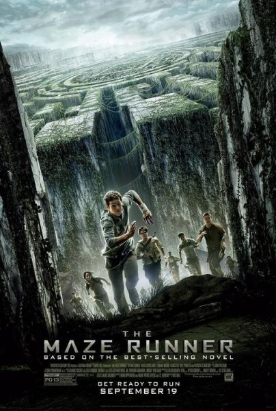 the maze runner póster comic con