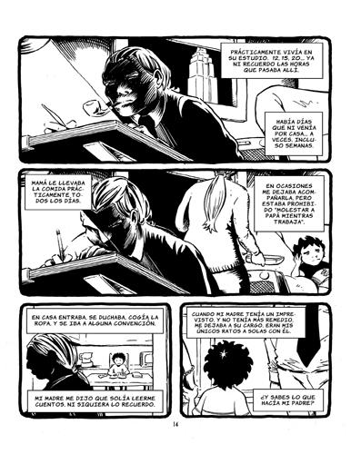 thecartoonist páginas primeras