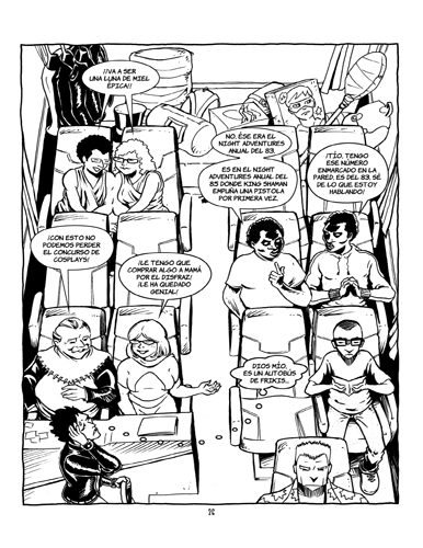 thecartoonist páginas segundas