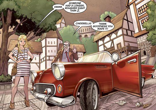 'Fabulosas #4: En todo el reino'