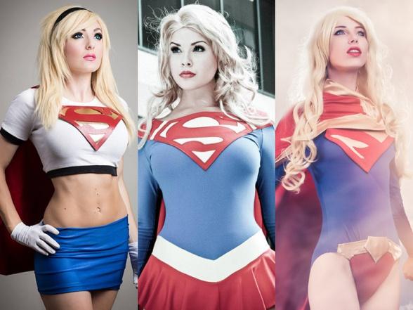 Los mejores 'cosplays' de Supergirl