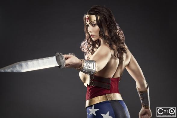 Los mejores 'cosplays' de Wonder Woman