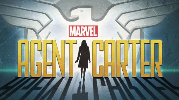 Agente Carter logo