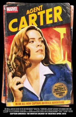 Agent Carter - peq