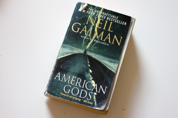 American Gods (old book)