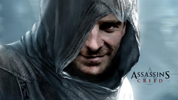 Assassins Creed - Michael Fassbender