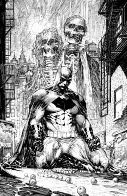 'Batman: Black and White' vol. 4