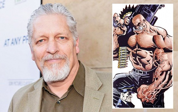 Clancy Brown The General The Flash