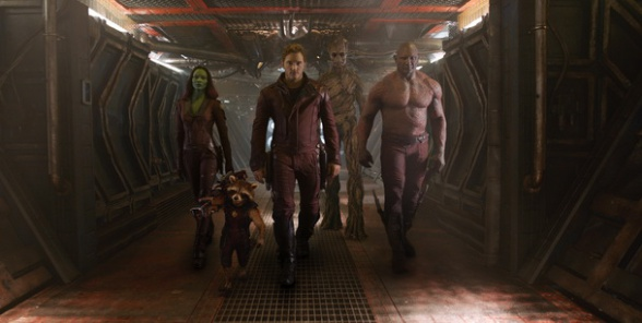 Crítica: Los Guardianes de la Galaxia