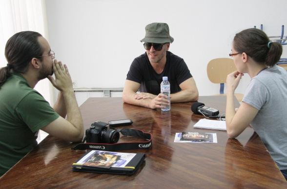 La Casa de El entrevista a Murray Gold