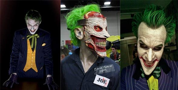 Los mejores 'cosplays' de Joker