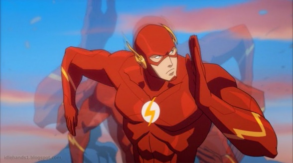 Justice League Throne of Atlantis Preview 10