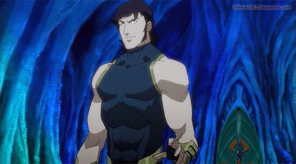 Justice League Throne of Atlantis Preview 111