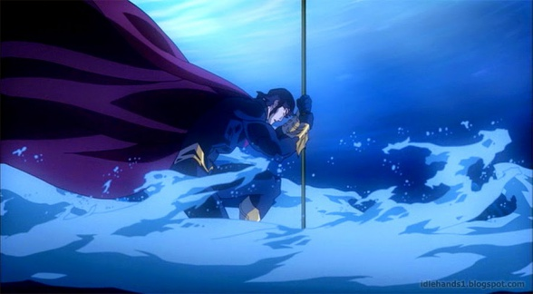 Justice League Throne of Atlantis Preview 12