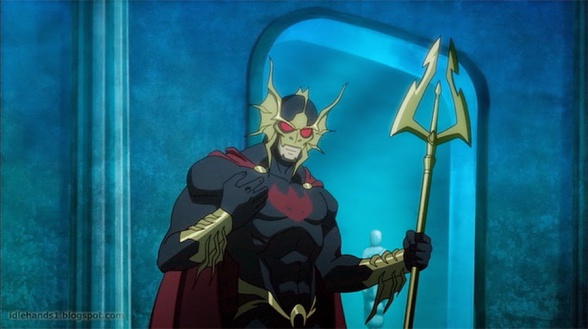 Justice League Throne of Atlantis Preview 5