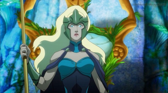 Justice League Throne of Atlantis Preview 6