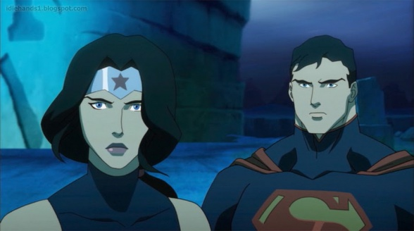 Justice League Throne of Atlantis Preview 8
