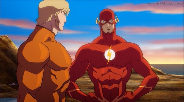 Justice League Throne of Atlantis Preview 9