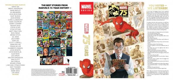 Omnibus Marvel 75 Aniversario