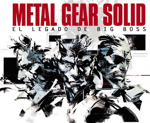 Metal gear el legado de big boss